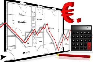 impact taux prêt immobilier